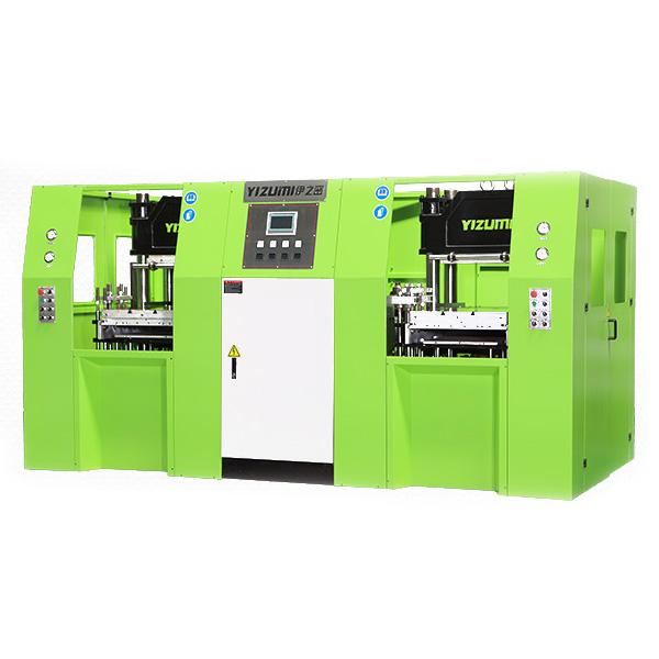 Máquina de moldeado de gama