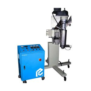 Máquina coextrusora de tipo vertical